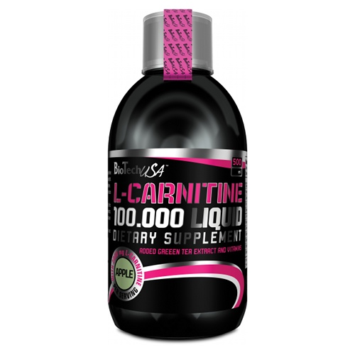 Biotech USA L-Carnitine Liquid 100000 - 500 мл